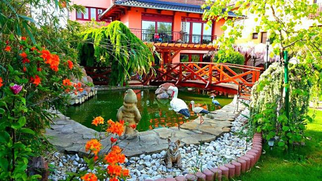 Ngắm khu vườn đẹp như thiên đường của mẹ Việt ở Séc - 11