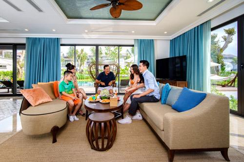 Novotel Villas: Giấc mơ thành hiện thực - 1