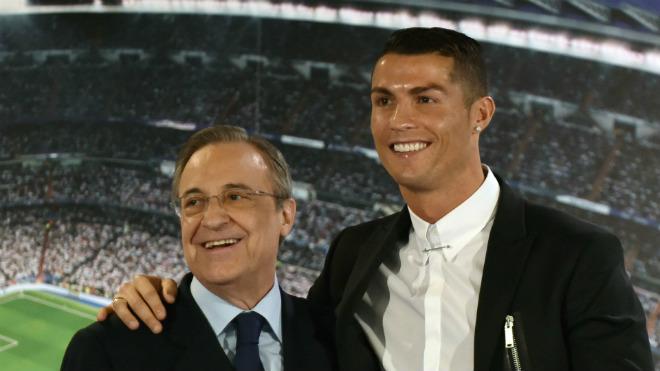 """""""Bố già"""" Perez ủ mưu """"trảm"""" Ronaldo: Săn tìm """"Người thừa kế"""" - 1"""