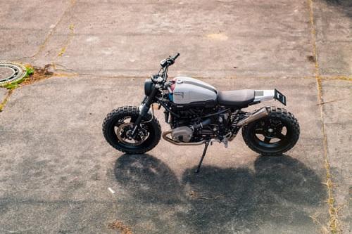 JvB-Moto BMW R nineT Scrambler: Hiện đại và hầm hố - 1