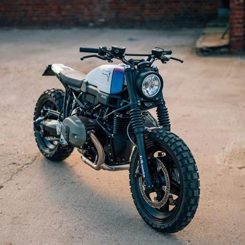 JvB-Moto BMW R nineT Scrambler: Hiện đại và hầm hố - 2