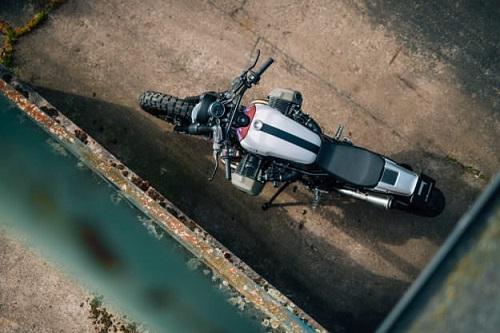 JvB-Moto BMW R nineT Scrambler: Hiện đại và hầm hố - 5