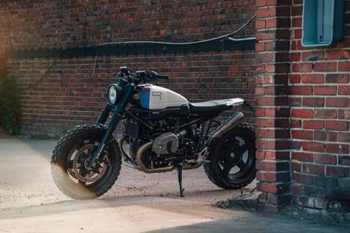 JvB-Moto BMW R nineT Scrambler: Hiện đại và hầm hố - 4