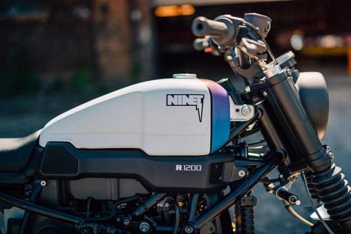 JvB-Moto BMW R nineT Scrambler: Hiện đại và hầm hố - 7