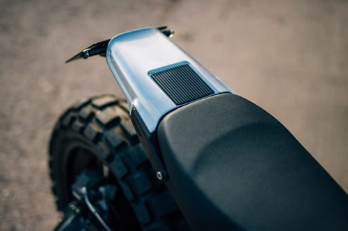 JvB-Moto BMW R nineT Scrambler: Hiện đại và hầm hố - 9