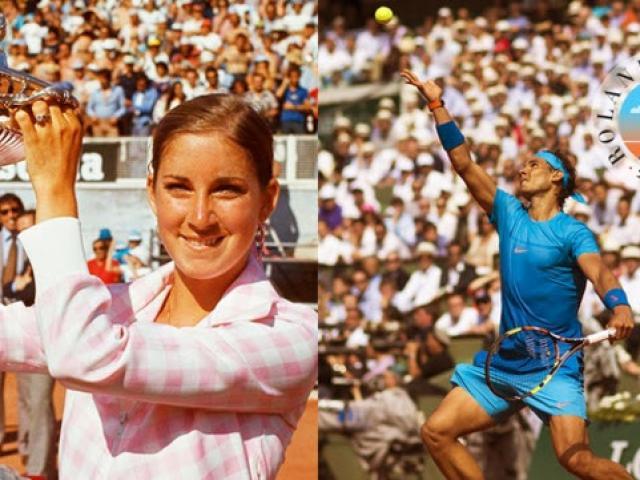 Roland Garros: Nadal vĩ đại nhất nhưng vẫn thua 1 người