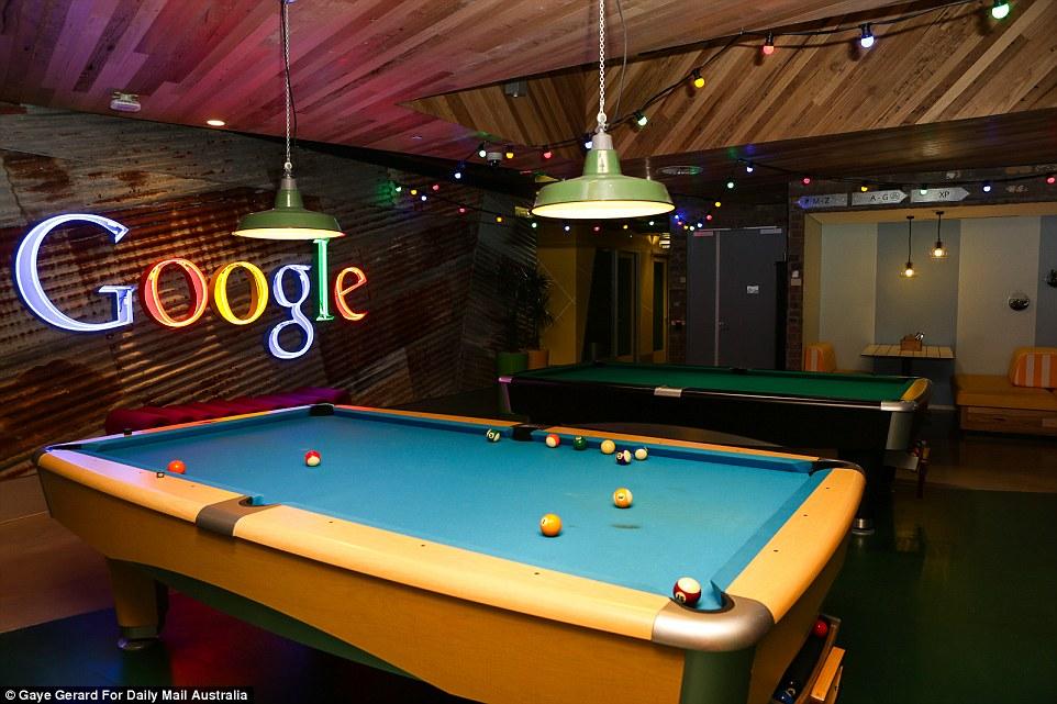 Trụ sở Google tuyệt đẹp khiến ai cũng ao ước được làm việc tại đây - 5