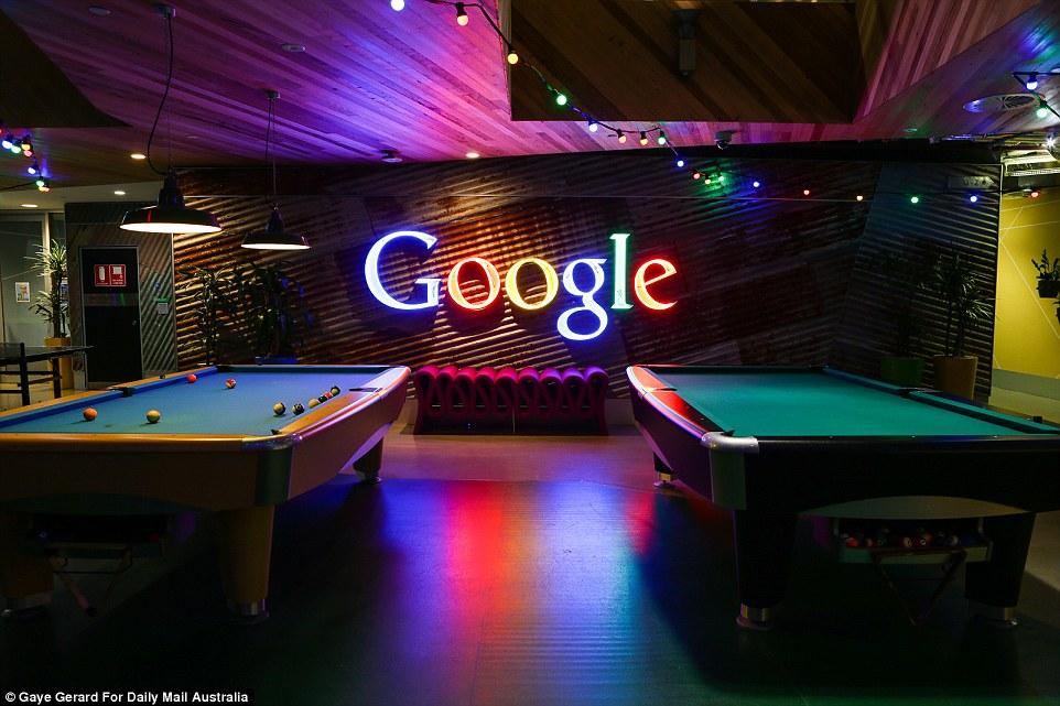 Trụ sở Google tuyệt đẹp khiến ai cũng ao ước được làm việc tại đây - 4