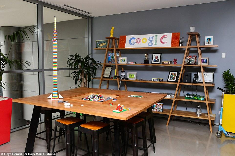 Trụ sở Google tuyệt đẹp khiến ai cũng ao ước được làm việc tại đây - 16