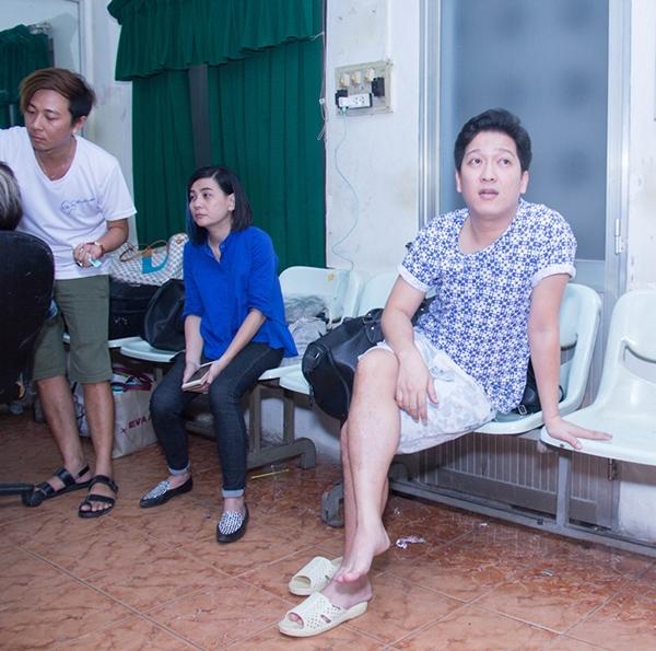 """Trường Giang kiếm tiền bạc tỷ, ở biệt thự vẫn """"hai lúa"""" từ đời thường lên sân khấu - 5"""