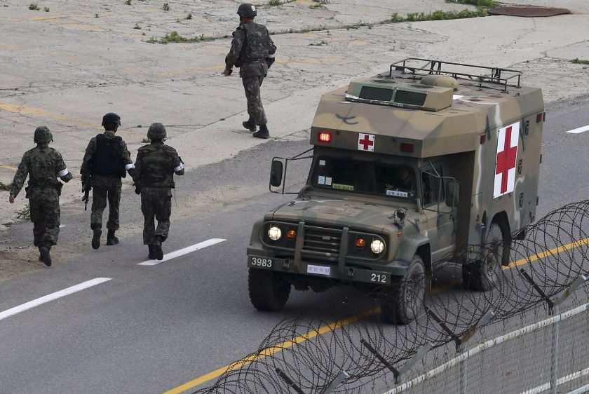 Nữ đại úy Hàn Quốc tự sát vì bị cấp trên cưỡng hiếp - 1