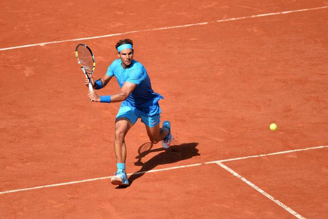 Roland Garros: Nadal vĩ đại nhất nhưng vẫn thua 1 người - 2