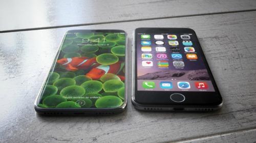 Tiếp tục xuất hiện bản thiết kế mới của iPhone 8 - 2