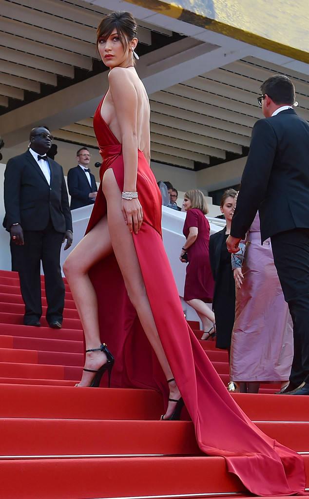 """Kiều nữ """"hot"""" nhất Hollywood mặc váy trong suốt gây sốc - 9"""