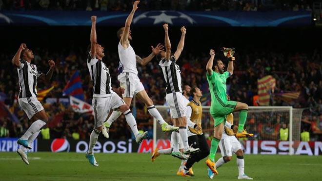 Chung kết Cup C1 Real - Juventus: Siêu kế của Zidane - 1