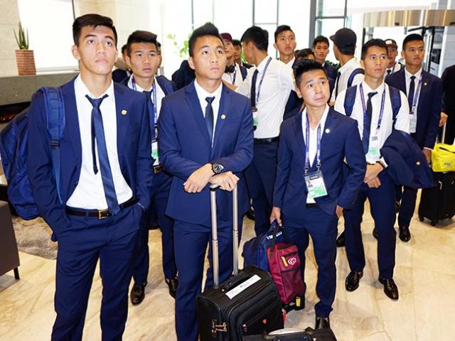 U20 Việt Nam lấy