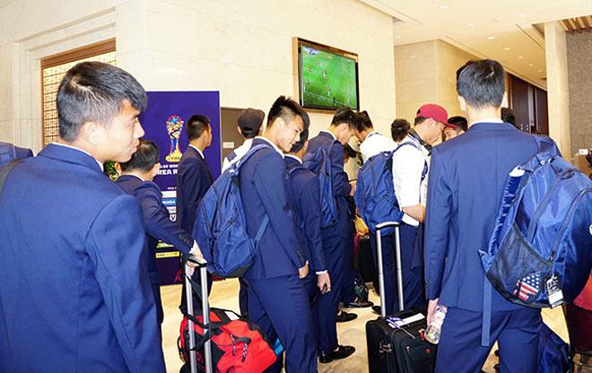 """U20 Việt Nam lấy """"Messi Hàn Quốc"""" làm động lực đấu Honduras - 5"""