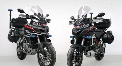 Cảnh sát Ý tuyển hàng khủng Ducati Multistrada 1200S - 3