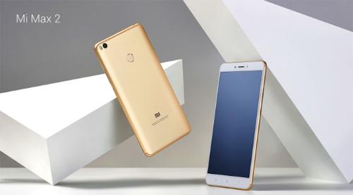 """CHÍNH THỨC: Smartphone pin """"khủng"""" Xiaomi Mi Max 2 ra mắt - 1"""
