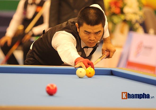 Bi-a: Đi cơ 16 điểm, cơ thủ Việt hạ knock-out số 2 thế giới - 4