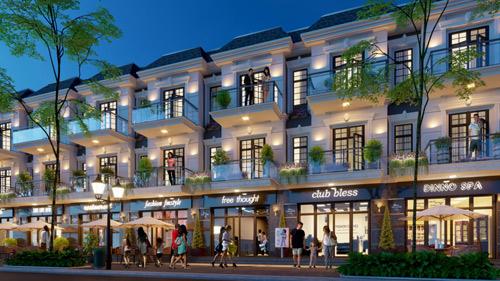 Chính thức công bố dự án Shophouse bên hồ đầu tiên tại Đà Nẵng - 2