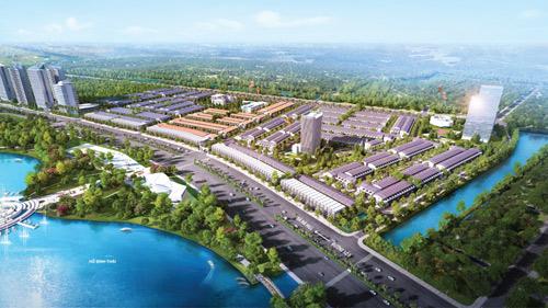 Chính thức công bố dự án Shophouse bên hồ đầu tiên tại Đà Nẵng - 1
