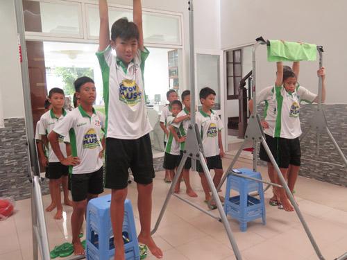 Học viện bóng đá Nutifood tuyển sinh khóa 2 - 2