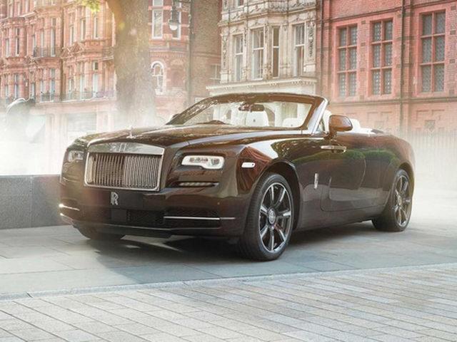 Rolls-Royce Dawn Mayfair Edition đặc biệt nhất thế giới - 1