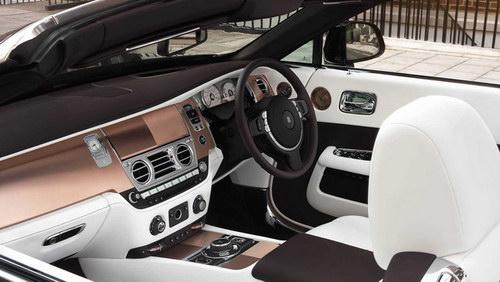 Rolls-Royce Dawn Mayfair Edition đặc biệt nhất thế giới - 3