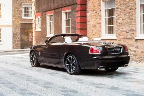 Rolls-Royce Dawn Mayfair Edition đặc biệt nhất thế giới - 6