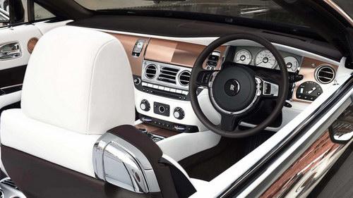 Rolls-Royce Dawn Mayfair Edition đặc biệt nhất thế giới - 2