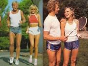 Khó tin đàn ông thập niên 70 đã từng... mặc quần 5cm