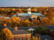 """Trường đại học """"ngàn hoa"""" có mùa thu đẹp nhất nước Mỹ"""