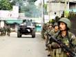 Cận cảnh quân đội Philippines tìm diệt IS trên đường phố