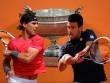"""Phân nhánh Roland Garros: """"Chung kết sớm"""" Nadal - Djokovic"""