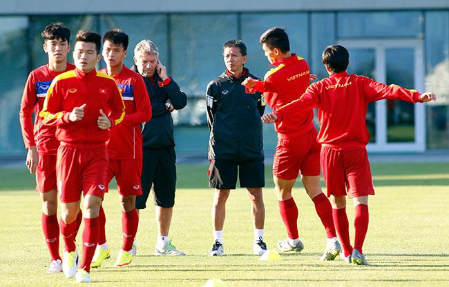 """U20 Việt Nam đấu Honduras: HLV Tuấn """"treo thưởng"""" cực độc - 6"""