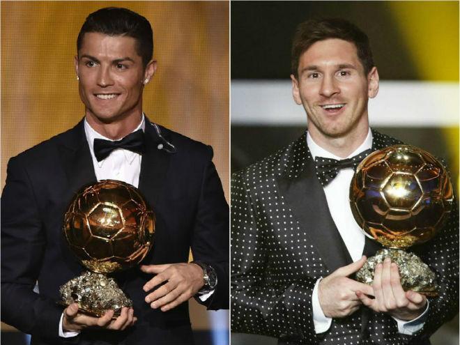 """Balotelli: Muốn đoạt Quả bóng Vàng, phải """"giết"""" Ronaldo, Messi - 1"""
