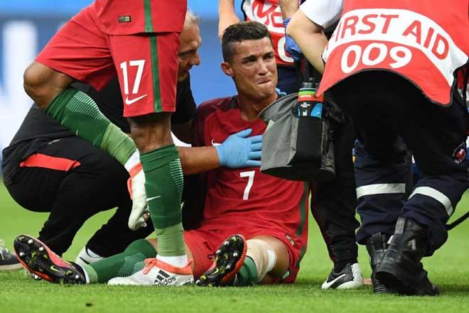 """Dự Confed Cup, Ronaldo đánh liều với """"đôi chân Vàng"""" - 2"""
