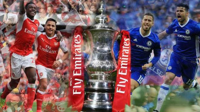 Arsenal dự chung kết FA Cup: Lấy gì đấu Chelsea? - 1