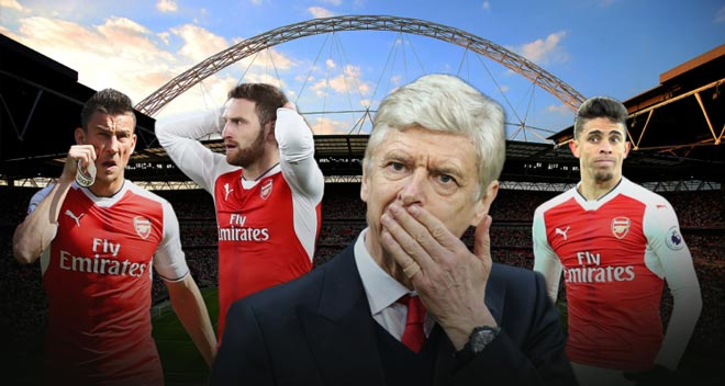 Arsenal – Chelsea: Khúc thiên nga của Wenger (CK FA Cup) - 1