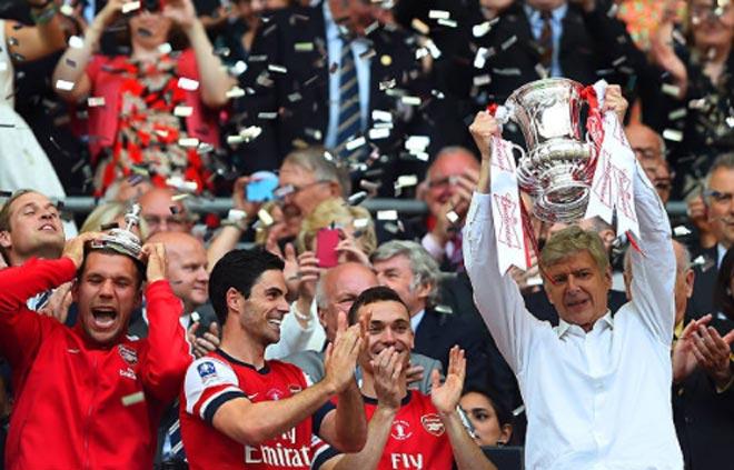 Arsenal - Chelsea tranh FA Cup: Wenger và nỗi buồn kỷ lục - 2