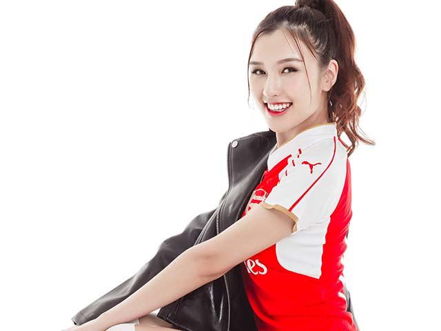 Hot girl Arsenal