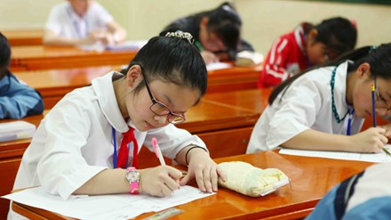 Bỏ thi vào lớp 6 trường điểm: Tiêu chí phụ thành tiêu chí chính - 1