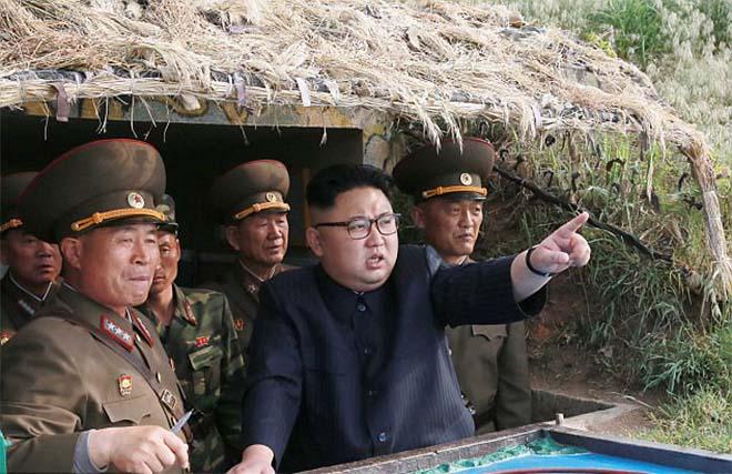Mỹ lần đầu tìm cách đánh chặn tên lửa hạt nhân Triều Tiên - 2