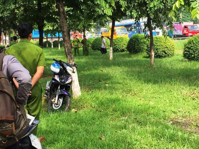Cô gái trẻ chết bí ẩn trên bãi cỏ trong công viên - 2