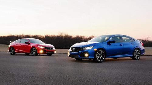 Honda Civic Si 2017 có giá chỉ 545 triệu đồng - 1