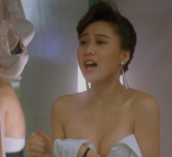 """Thềm ngực đầy của vợ Lý Liên Kiệt """"quyến rũ"""" cả làng võ Trung Quốc - 6"""
