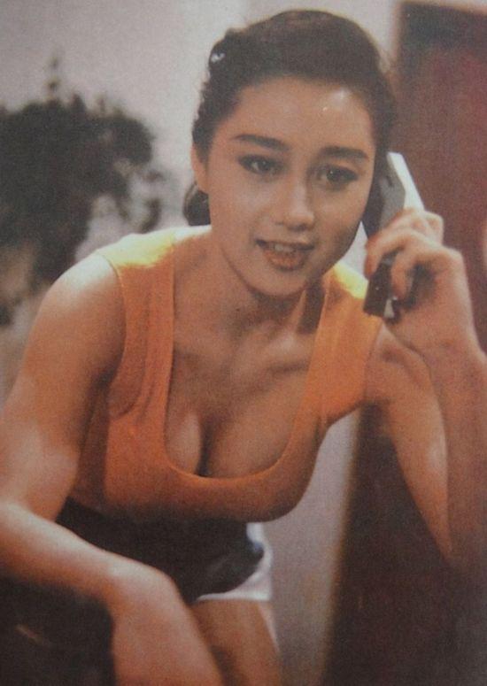 """Thềm ngực đầy của vợ Lý Liên Kiệt """"quyến rũ"""" cả làng võ Trung Quốc - 13"""