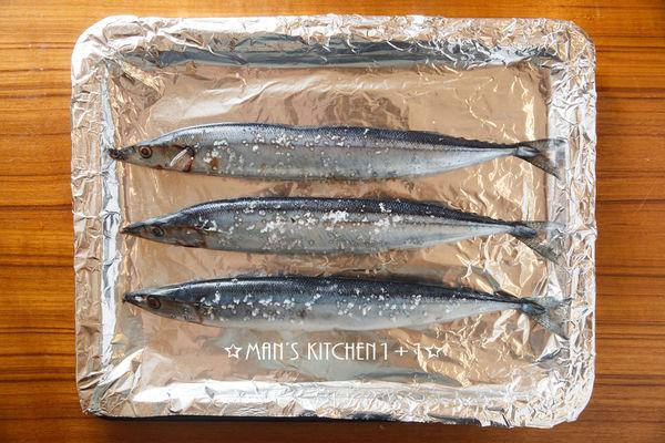 """Cá thu nướng muối ăn với cơm chỉ có """"thủng nồi trồi rế"""" - 3"""
