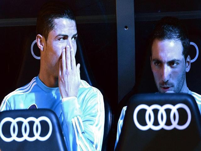 Chung kết cúp C1 Real - Juventus: Ronaldo đại chiến Higuain